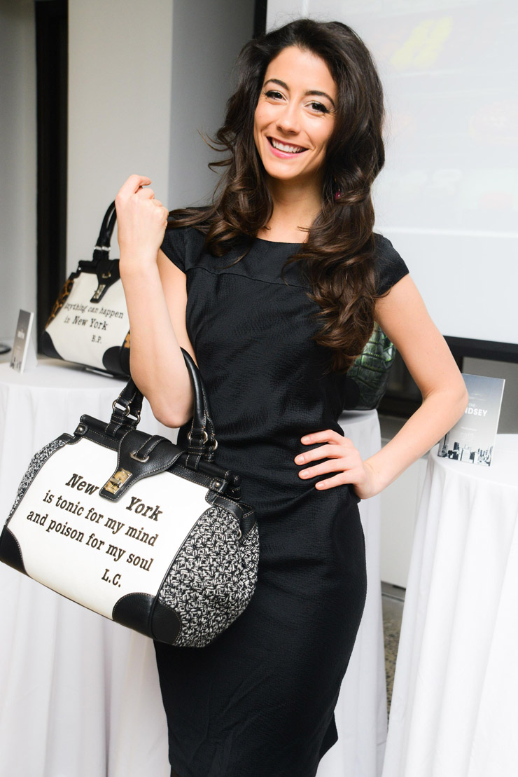 RAFE REVEALS HIS NYC MUSE BAGS AND F/W 2013 COLLECTION