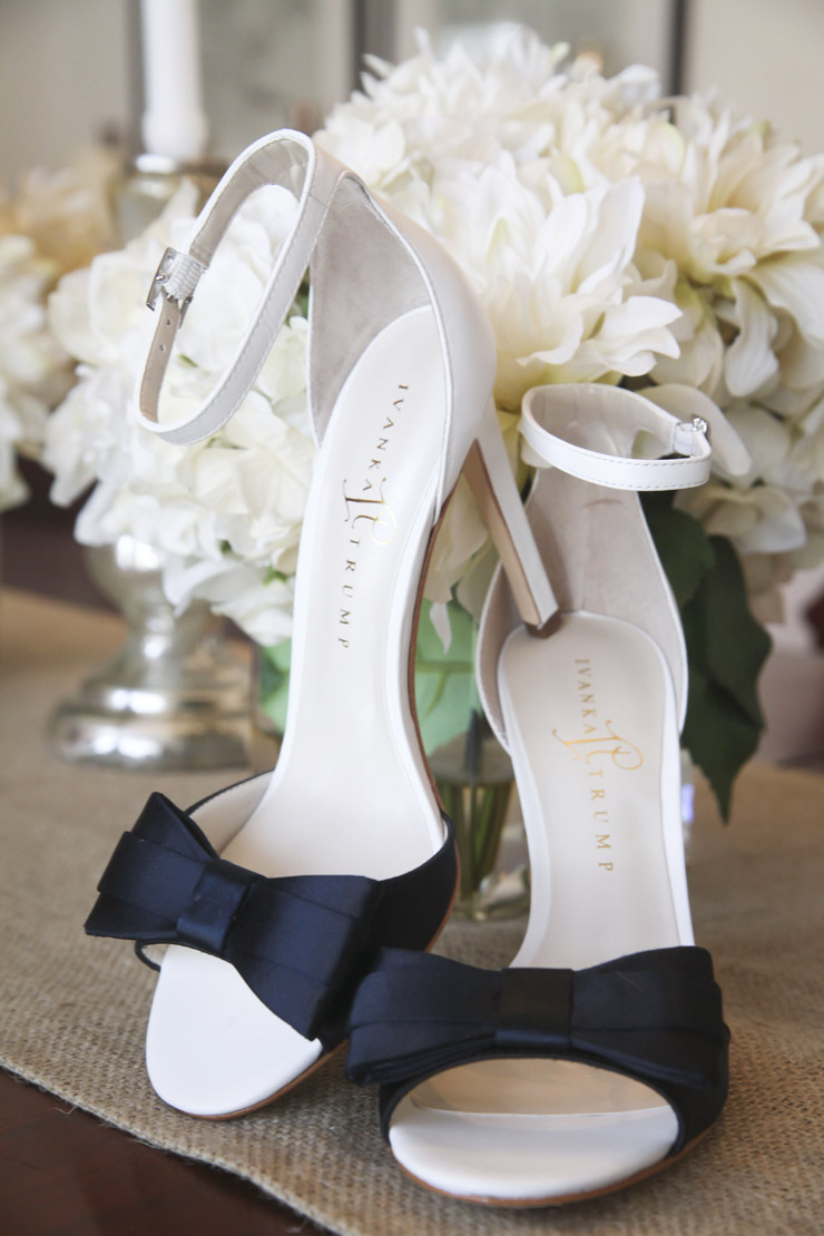 Ivanka Bow shoes