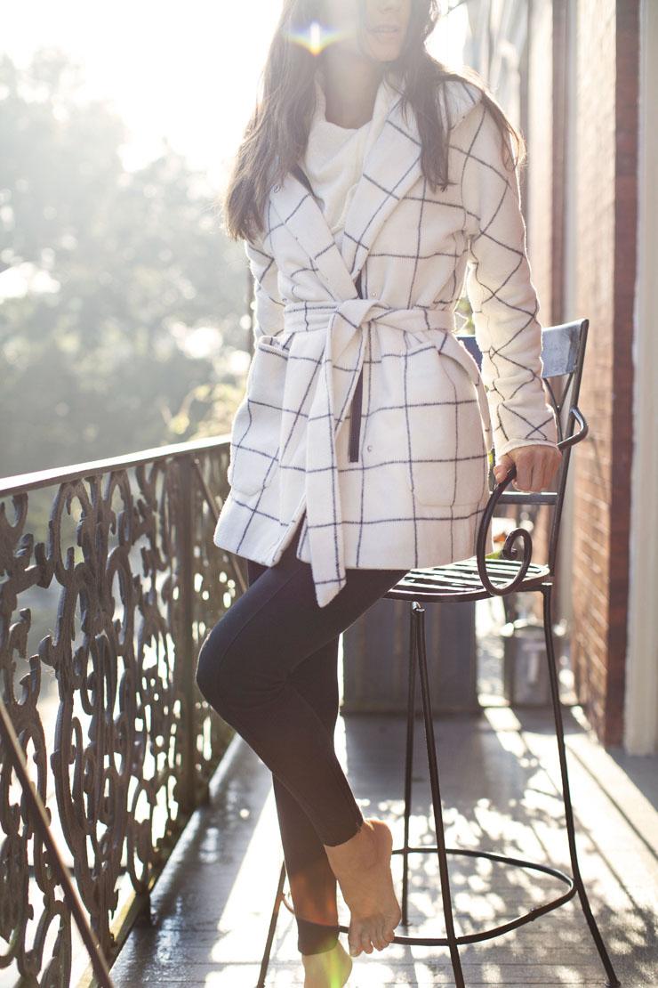 Lindsey Calla coat