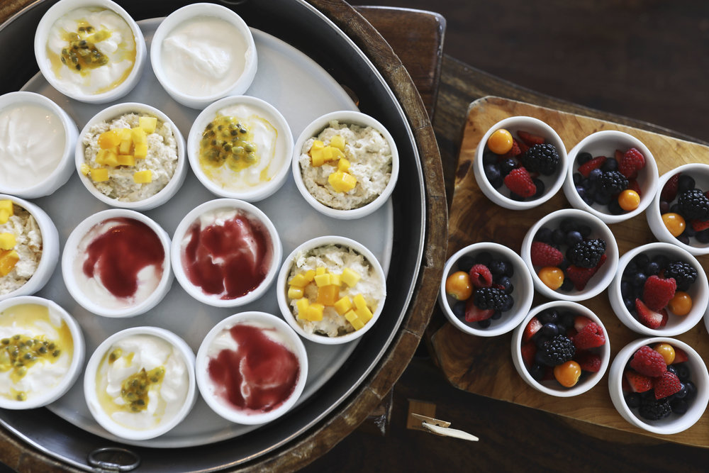 Nourishment - Eat better, not less