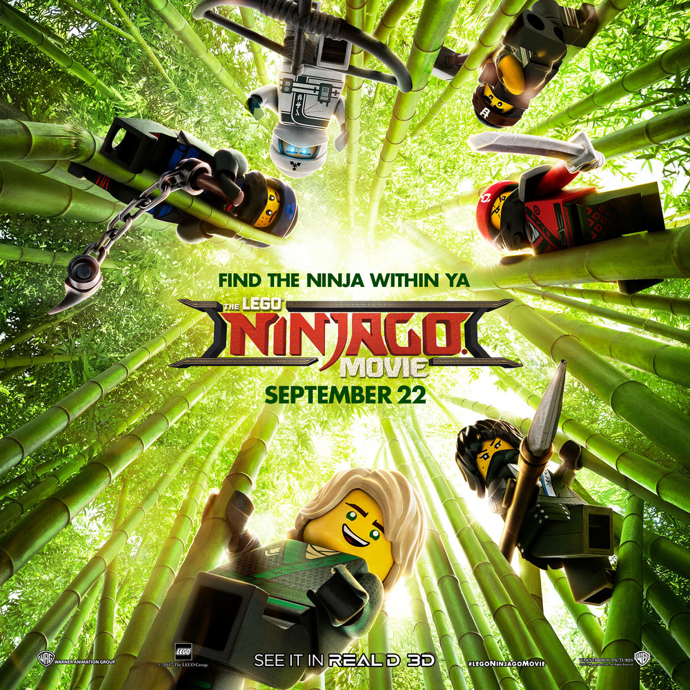LEGO Ninjago: It's Garmadon | Warner Brothers