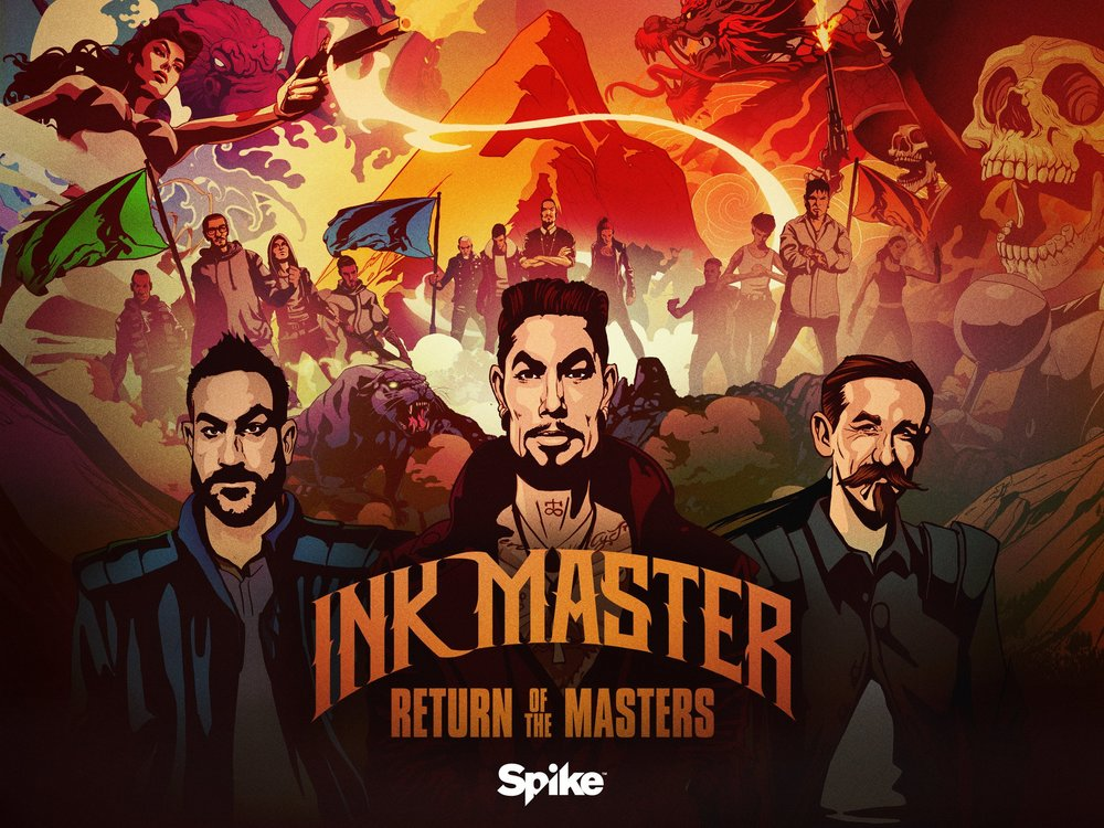 Ink Master Season 10 | Paramount Network