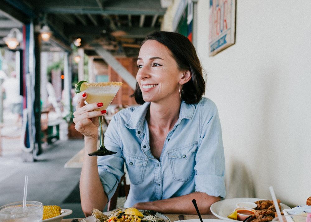 blog, key west, florida, seafood, alonzo, lena perkins, key lime martini, happy hour, visit, tourist, what to eat.jpg