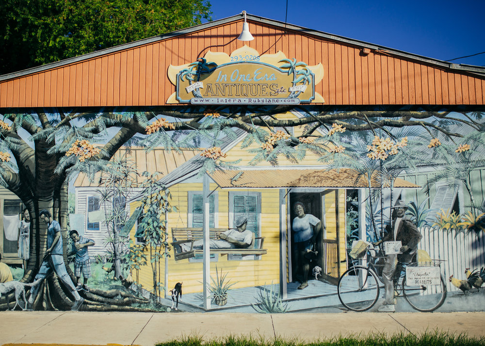 in one era, key west, lena perkins, bahama village, mural, petronia street.jpg