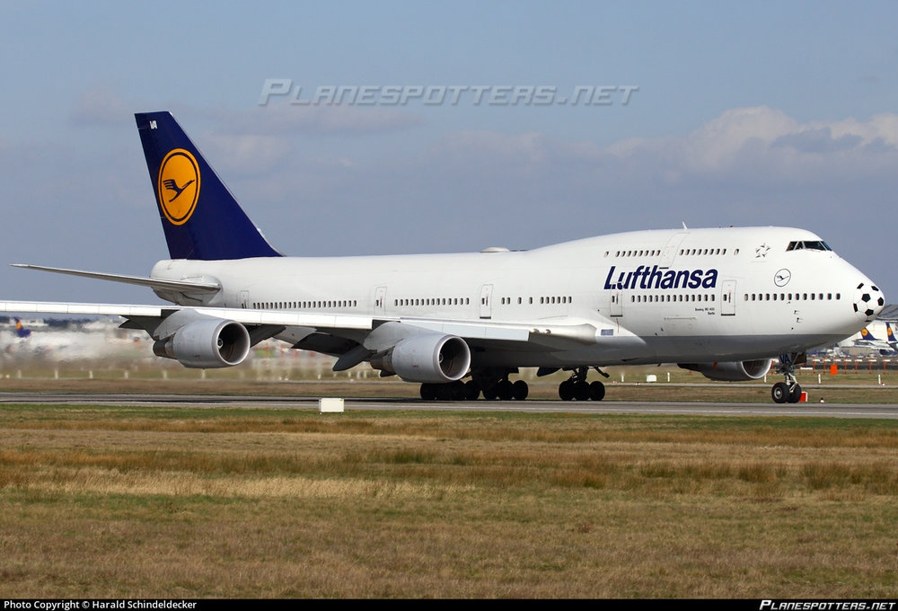 d-abva - lufthansa delivered may 1989 retired dec2011   MCP