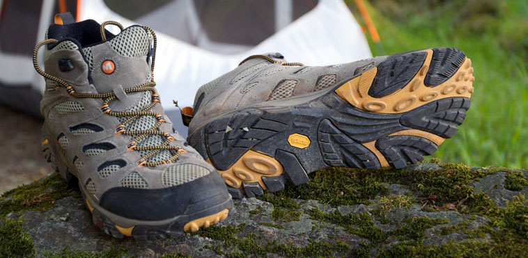 Merrell Moab Mid - For men AND women!