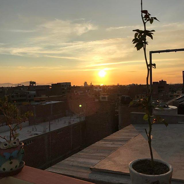 #hostel #southamerica #sunset #travelphotography #streetphotography #traveling #trip #sunset
