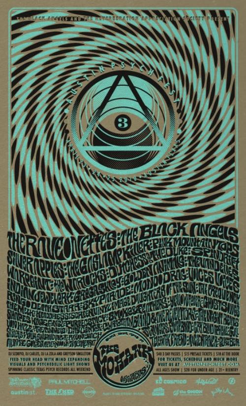 Austin Psych Fest 3