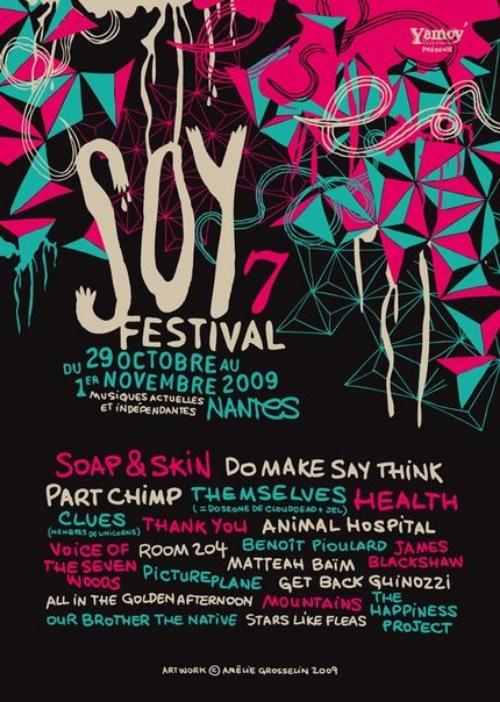 SOY Festival Namur France 2009