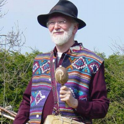 "Leo Rutherford, ""The Godfather of British Shamanism"""
