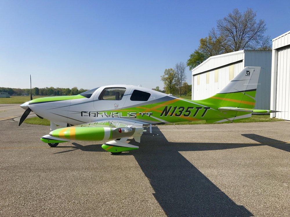 ***SOLD***  N135TT 2010 Cessna Corvalis TT
