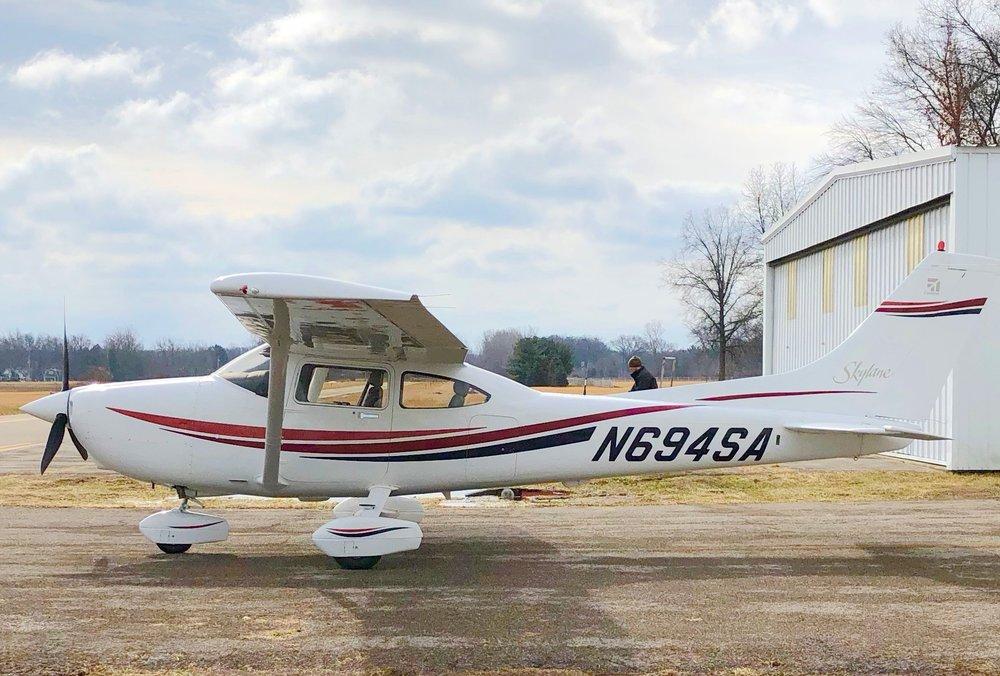 N694SA 2000 Cessna 182S