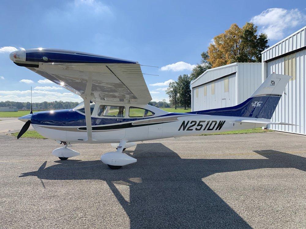 N251DW 2004 T182T