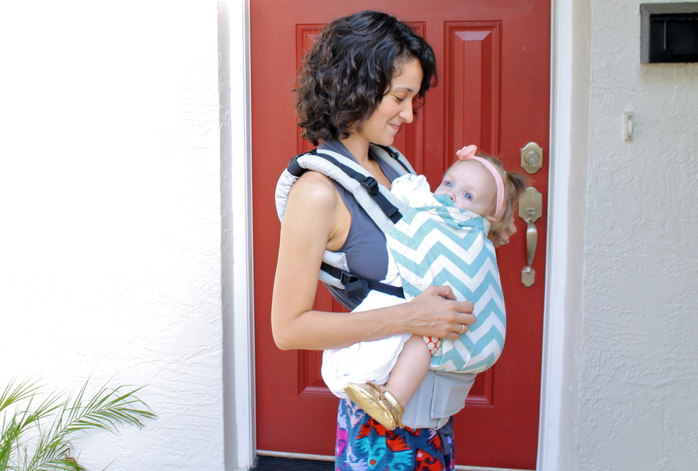 favorite baby products | Tula baby carrier