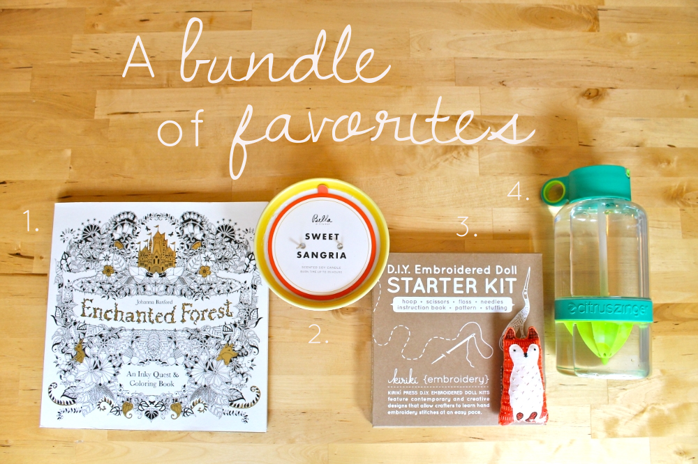 a bundle of favorites | Feathers & Roots