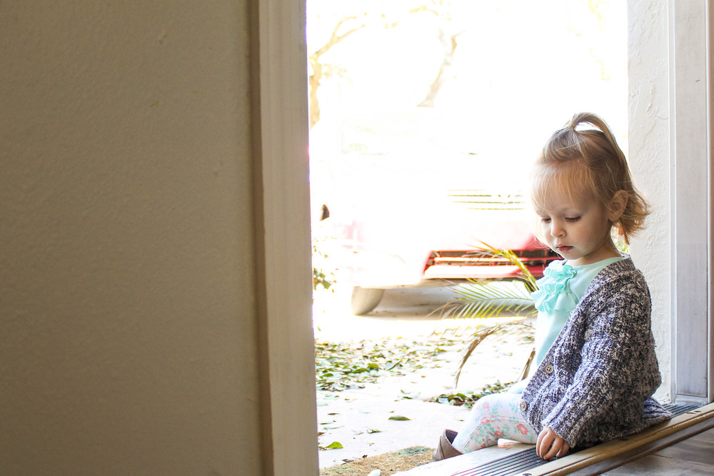 observations on my toddler | Feathers & Roots