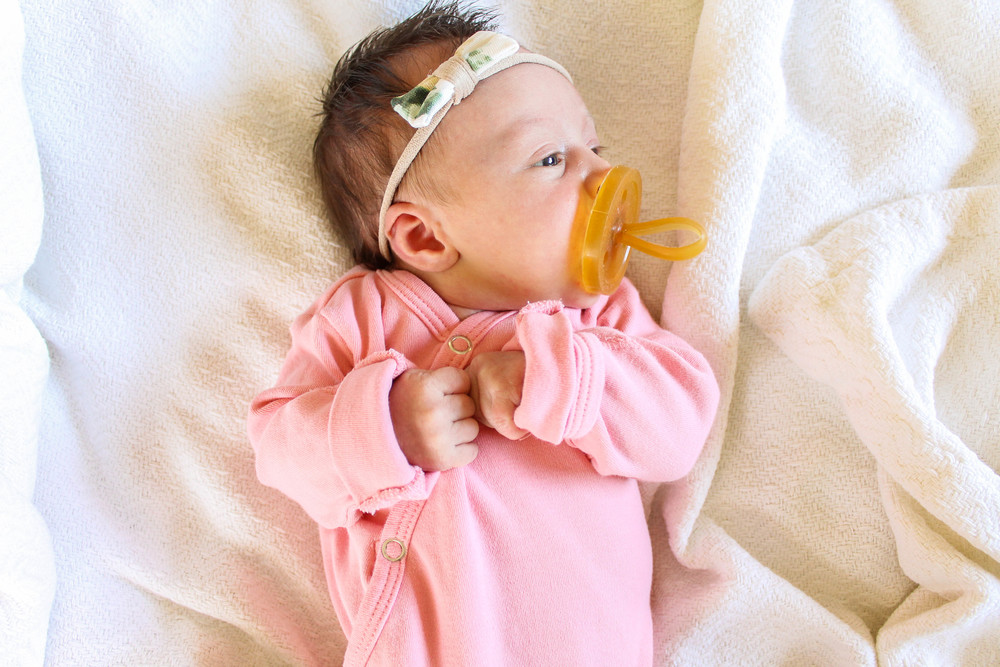 newborn photo, natural birth story