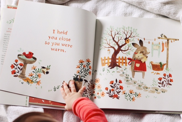 Bunny Roo I Love You by Melissa Marr and Teagan White, a list of awesome things | Feathers and Roots