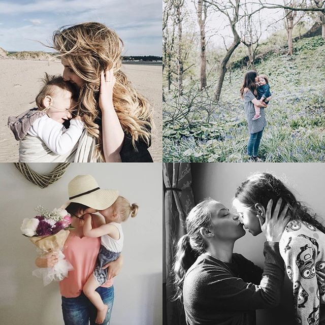 Happy Monday! I think it's really a beautiful thing the way we are all so unique in how we share what matters to us. 😊🙌I love how these mamas capture the joy-filled, sweet details they find in motherhood in their own different yet equally lovely ways. 💕#momcrushmonday  TL @thebumblediaries  TR @littlepaperswan  BL @the_mrs_ryder  BR @mydarlingladies