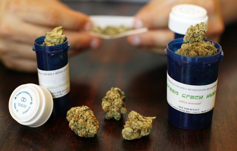 Photo Credit: the Daily Chronic