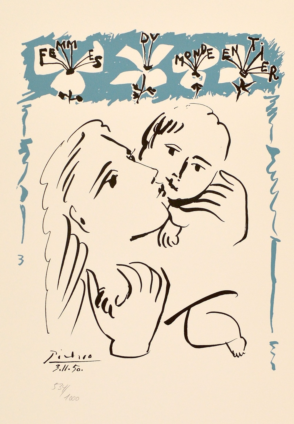 Year: 1965 Medium: Lithograph Image size: 18 x 13
