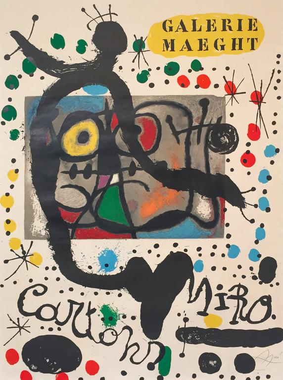 Title: Cartons Year: 1965 Medium: Lithograph Image size: 31 3/4x 38 1/2 in