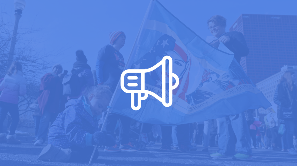 Civic - Ex: Women's Marches, Rallies, Political Campaigns,When people act responsibly as good citizens of their community and country we want to track & reward that.Event Reward: Yes | Banked: 3 Ayni Per Hr