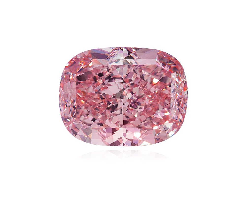 4.03ct Fancy Orange Pink Cushion Diamond on White -15.jpg