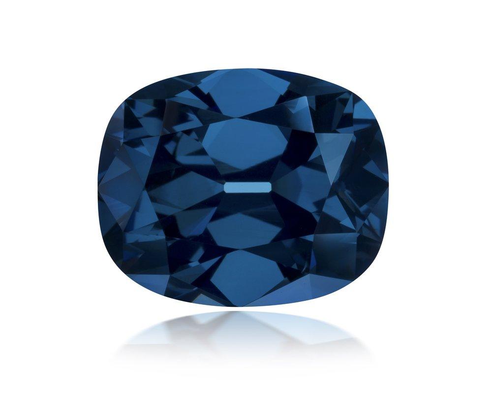 7.26ct Fancy Deep Blue Diamond Cushion_White.jpg