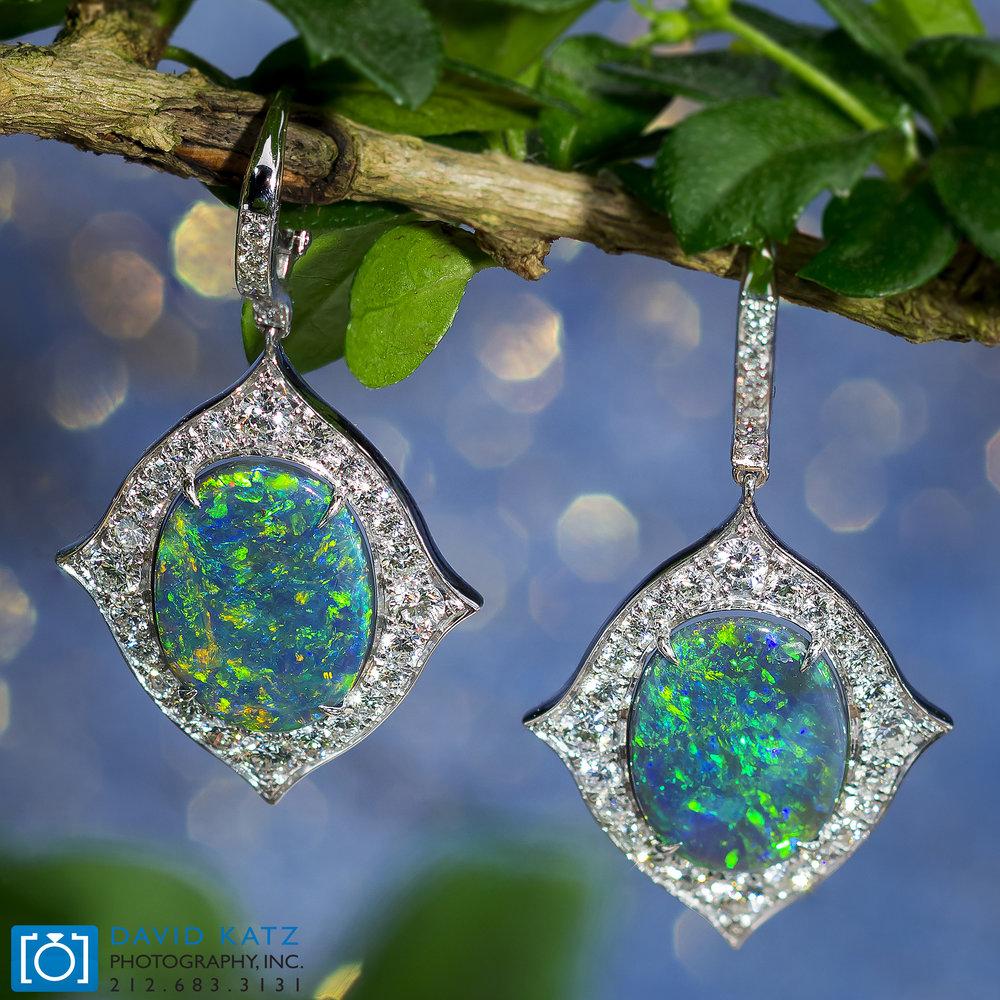 Blue Green Earrings on tree_NEWLOGO.jpg