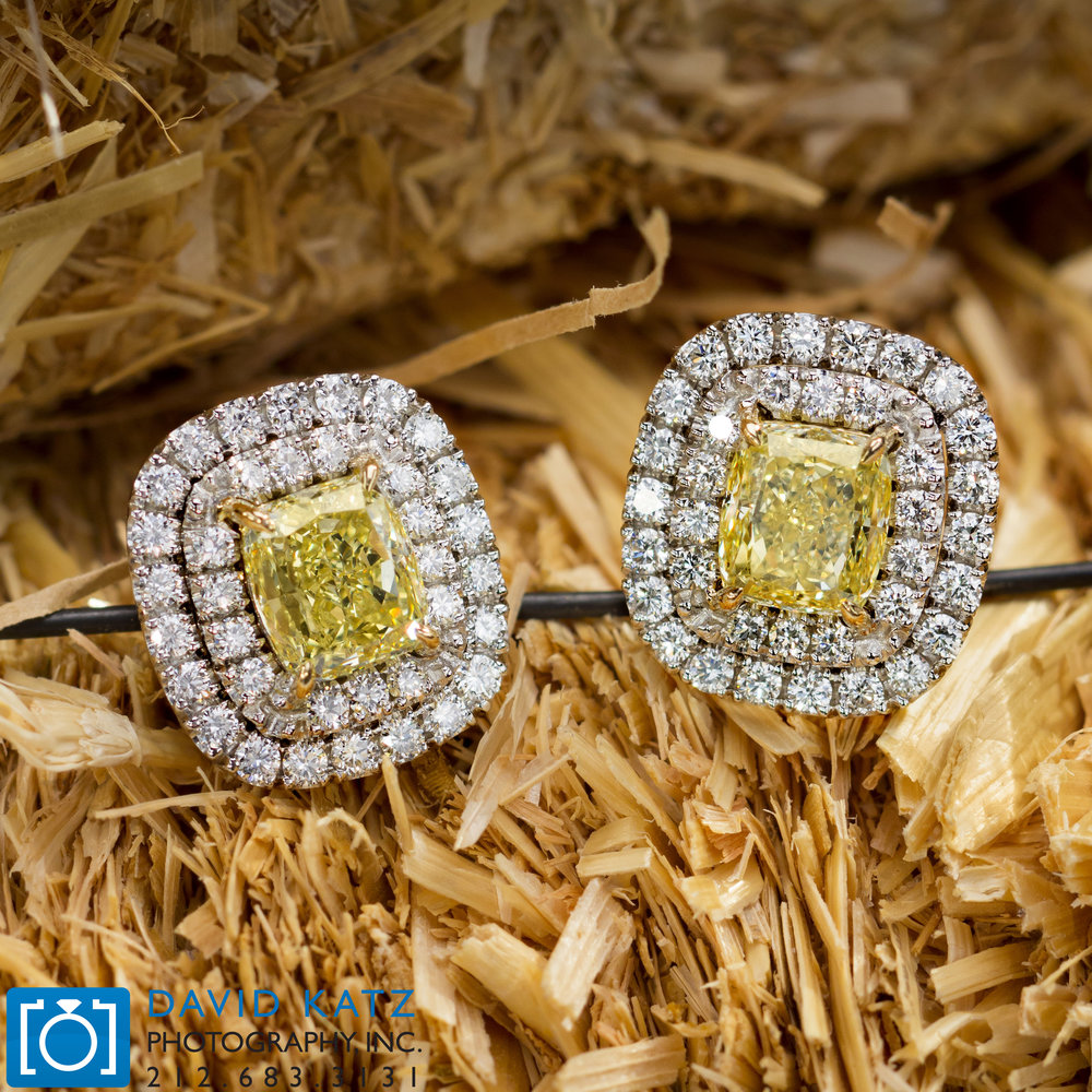 Yellow Diamond Cushion Cut Earrings on hay_NEWLOGO.jpg