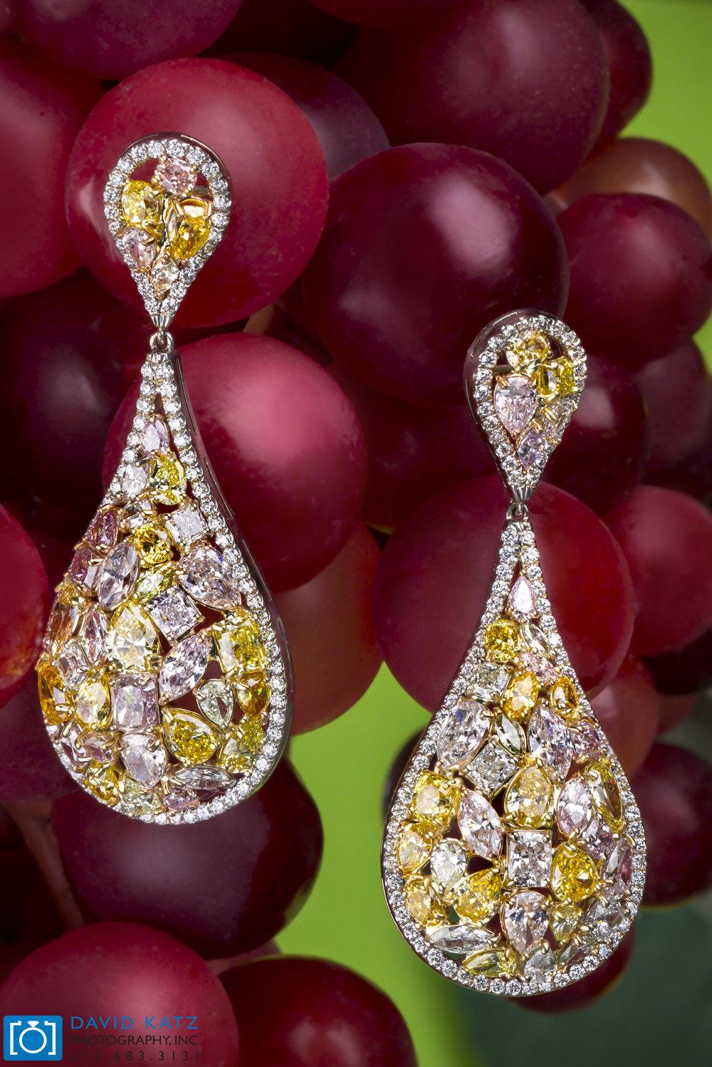 Mixed Cut Color Diamond Earrings Lifestlye_NEWLOGO.jpg