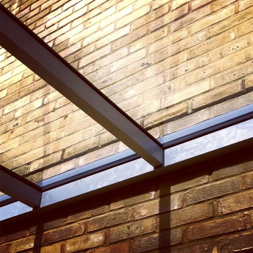 Rooflight detail