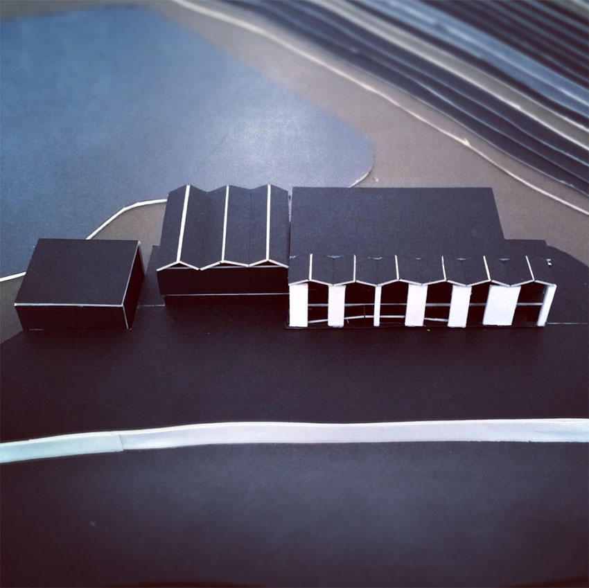 Modelling the existing building