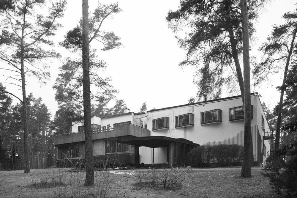 House Villa Mairea - Alvar Aalto