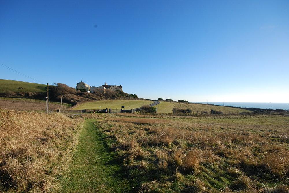 Site visit in Brighton