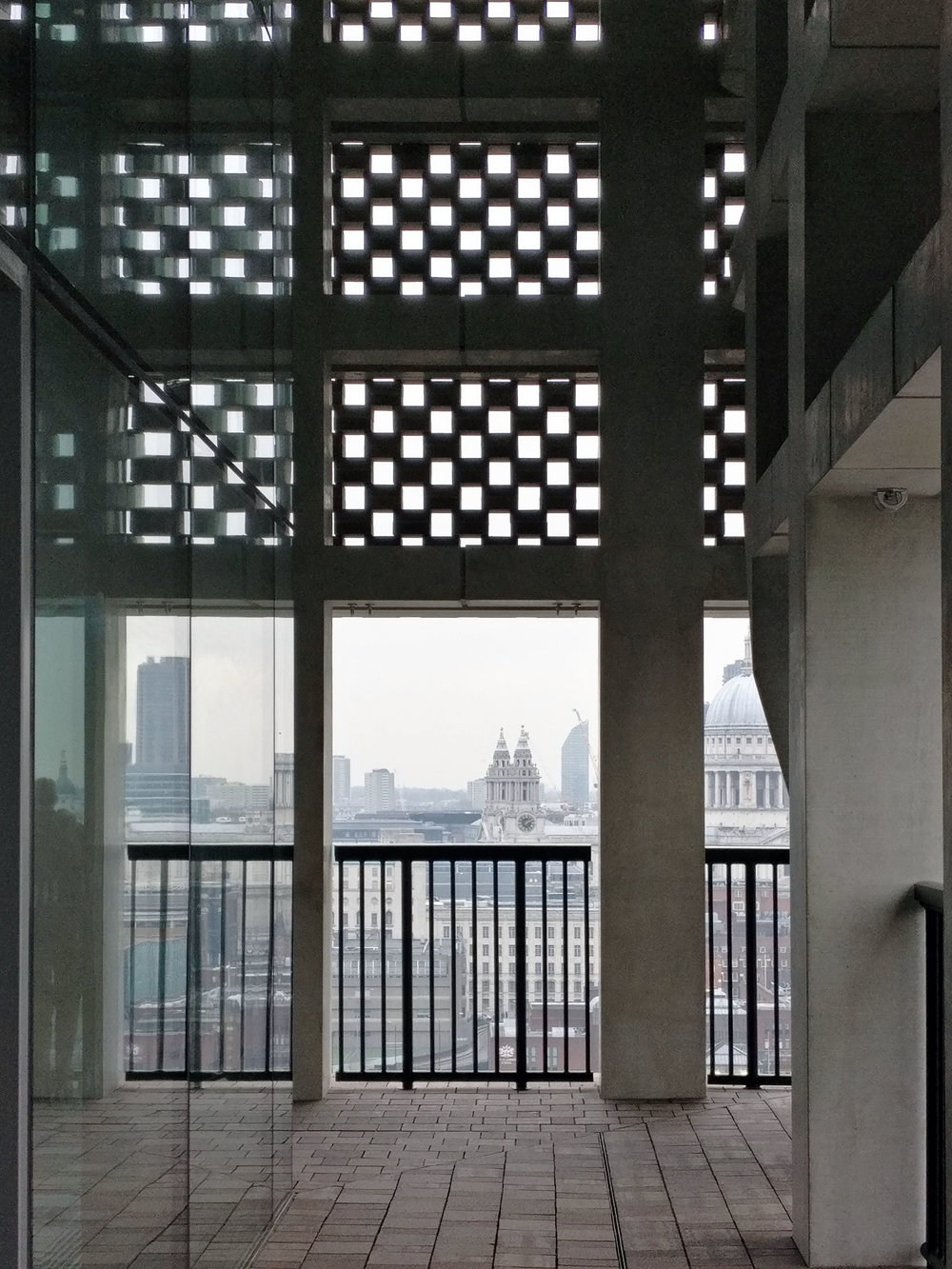 Tate Modern Extension - Herzog and de Meuron Architects