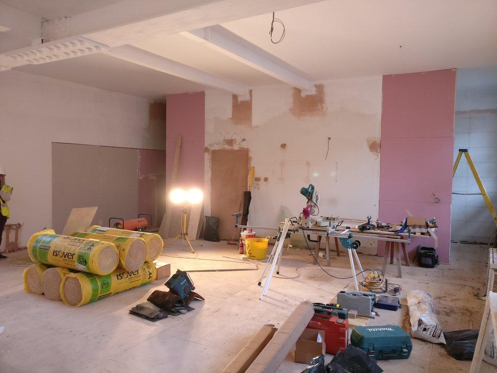 Yoga Studio - New Energy Yoga, Winchester, Hampshire