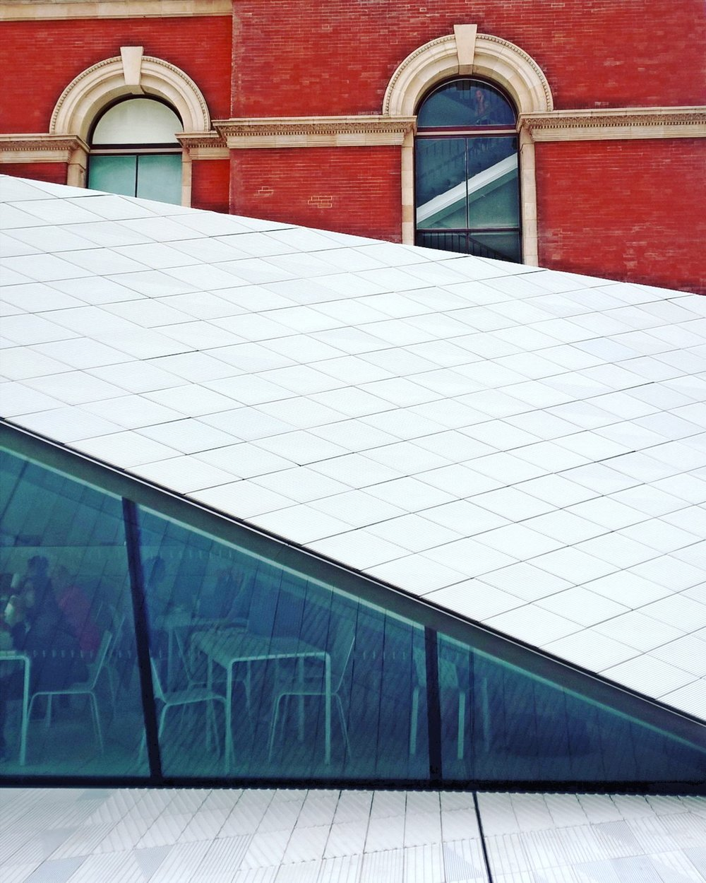 Amanda Levete Architects, V&A Entrance, London
