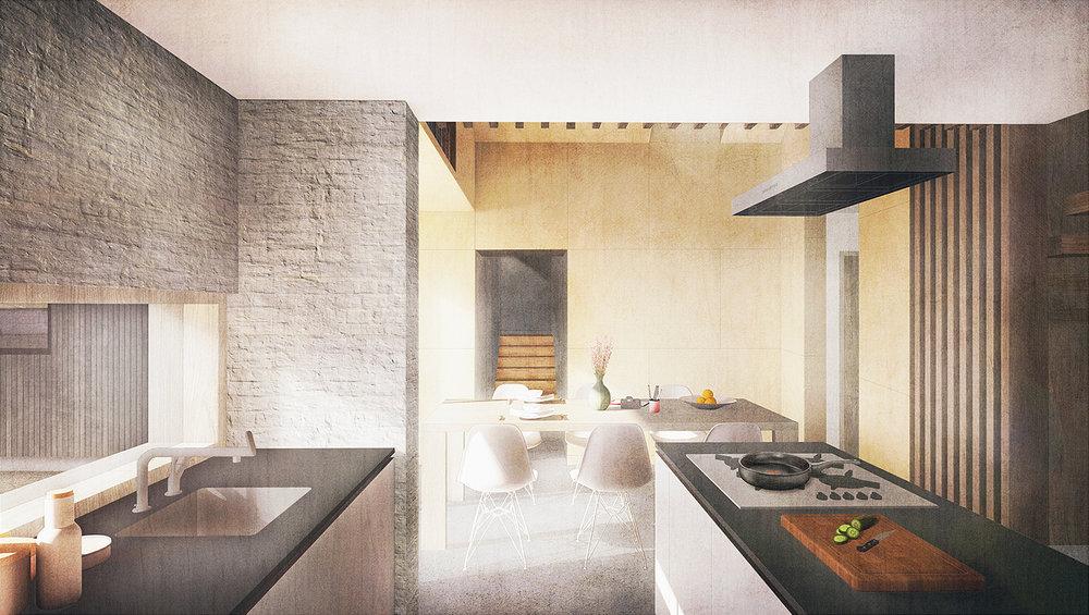 Visualisation 4 - Kitchen