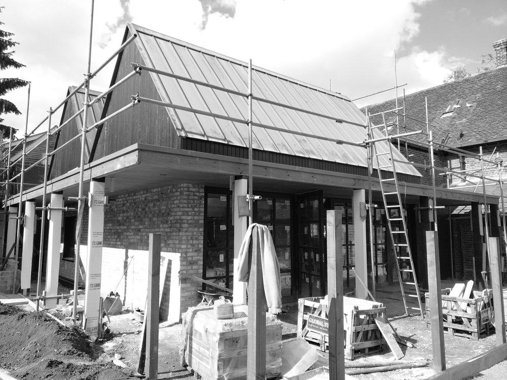 The Fox, Crawley, Winchester, Hampshire - Paul Cashin Architects