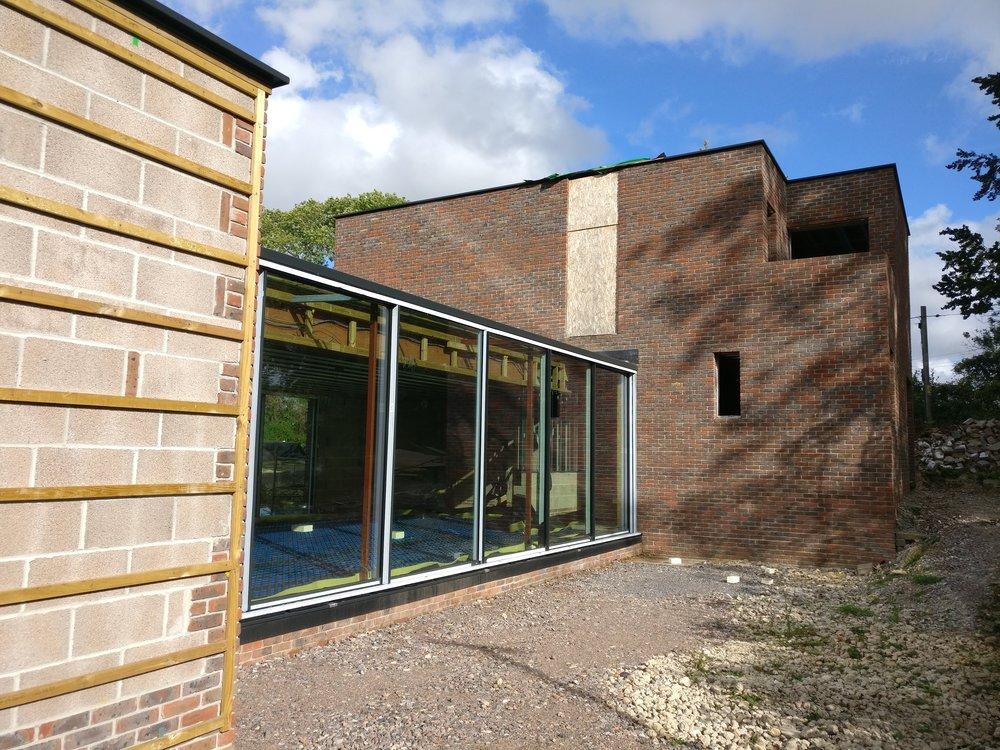 Paul Cashin Architect - Herdsman's Cottage, Upham, Winchester, Hampshire