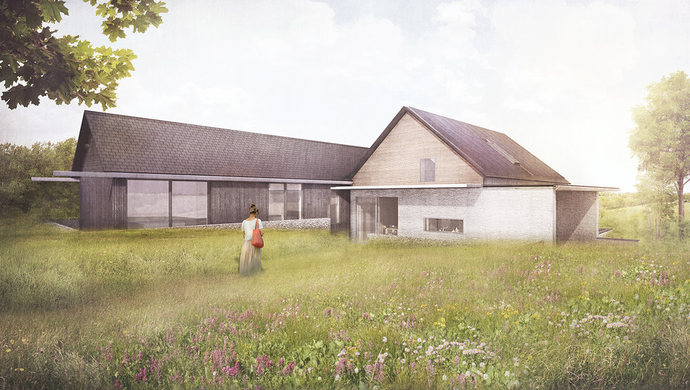 Paul Cashin Architect - Hillcroft, Twyford, Winchester, Hampshire