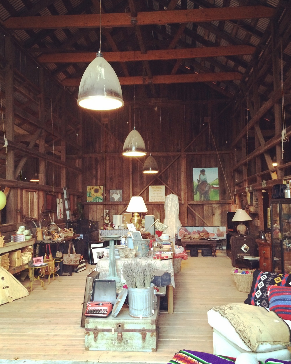 Grace Ranch barn sale