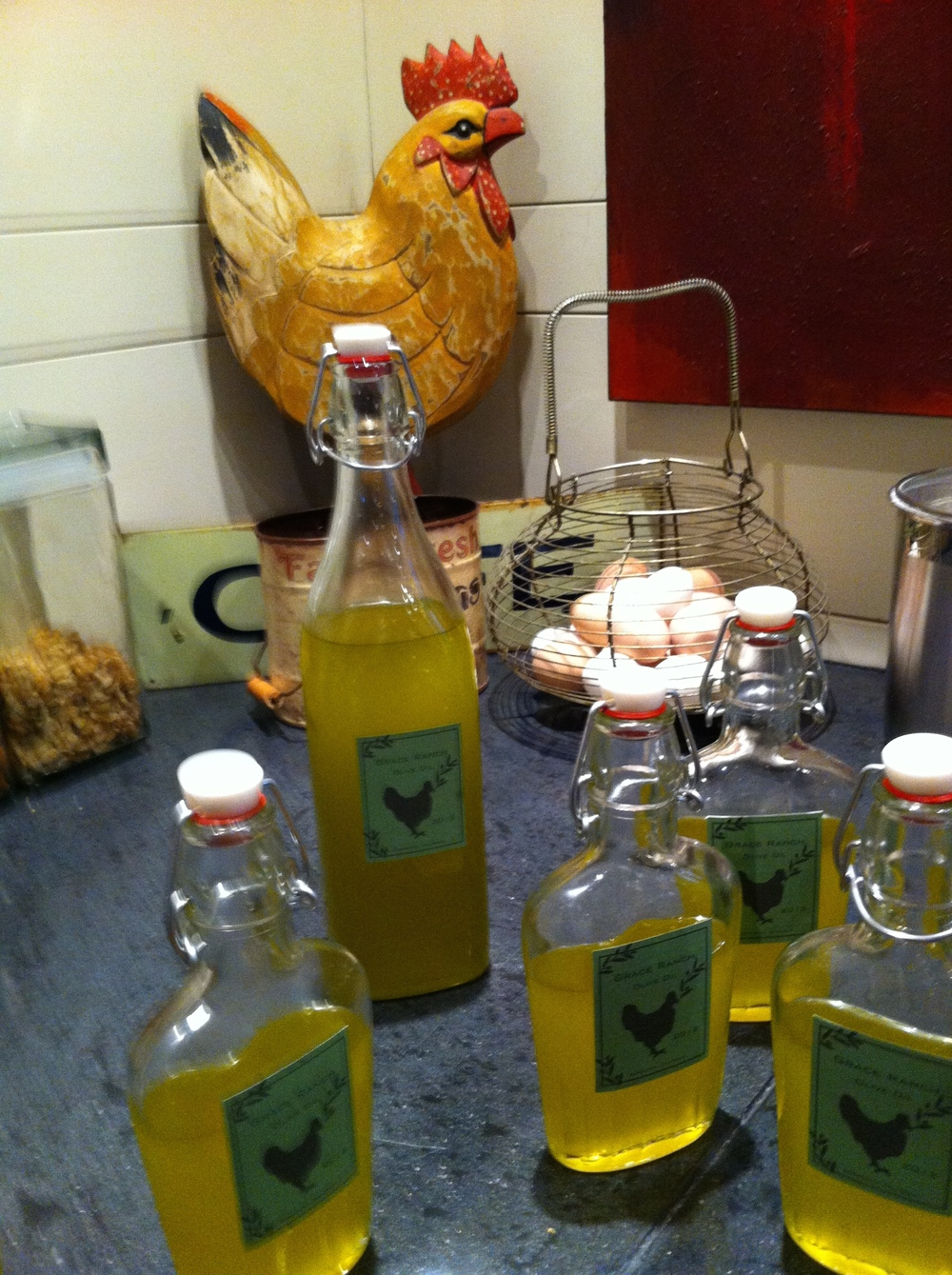 Grace Ranch Olive Oil