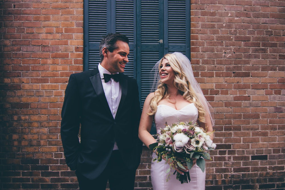 """""""Abigail is an incredible photographer. The photos she shot of our wedding were breathtaking. She has an eye for style, light, & mood that really blew us away when we saw the photographs.""""  -Riley & Jessica"""