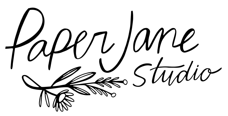 Wedding Invitations — PAPER JANE
