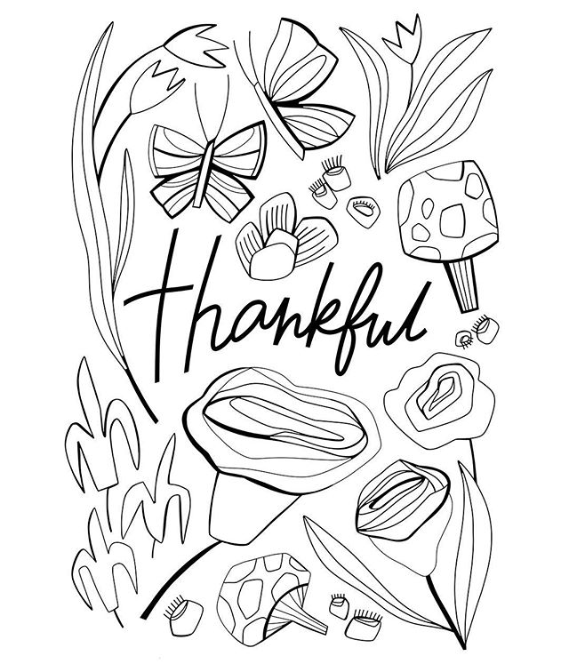 🌹🍄🌼🦋 #thankful