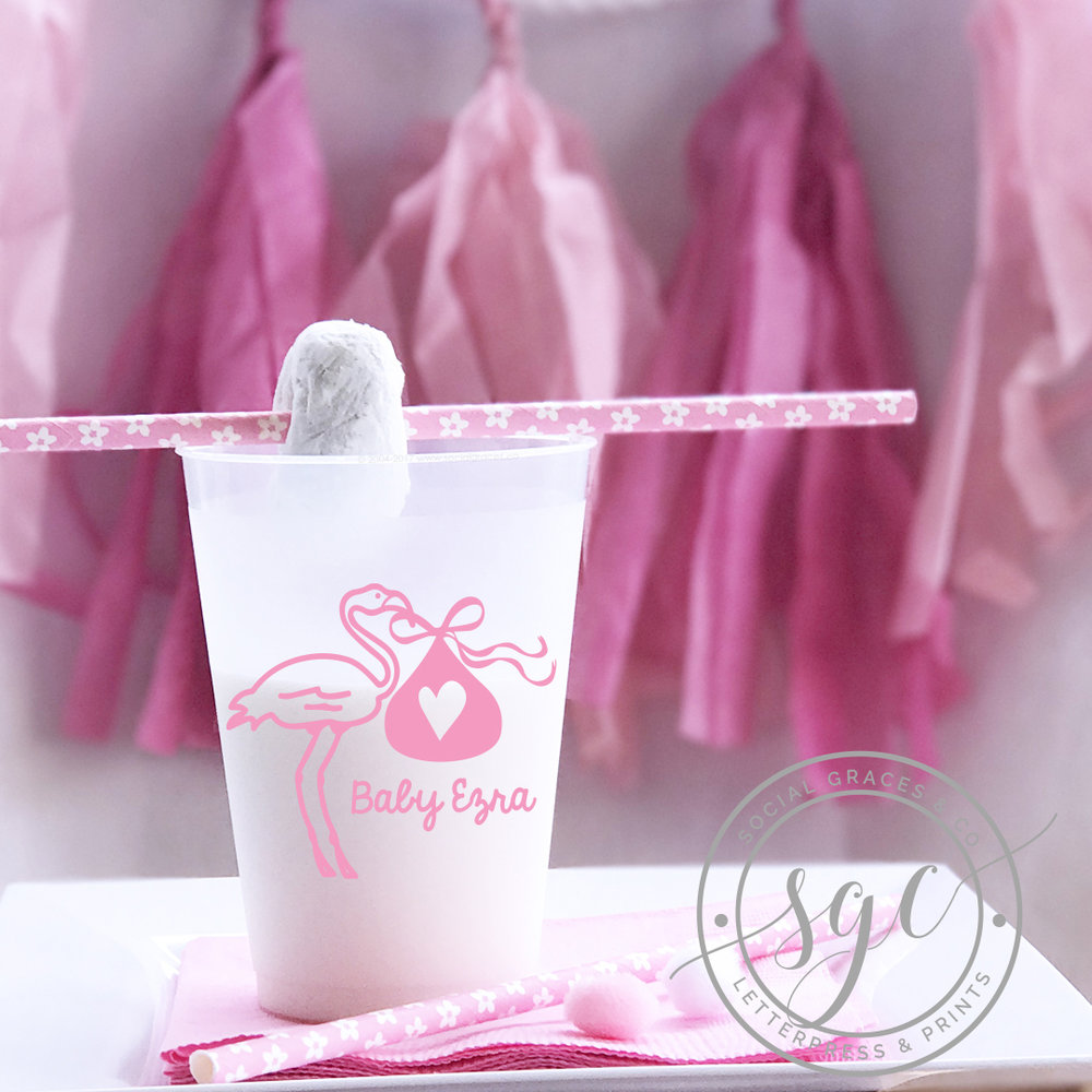 Planning a Baby Shower — social graces Co. party + paper + presents