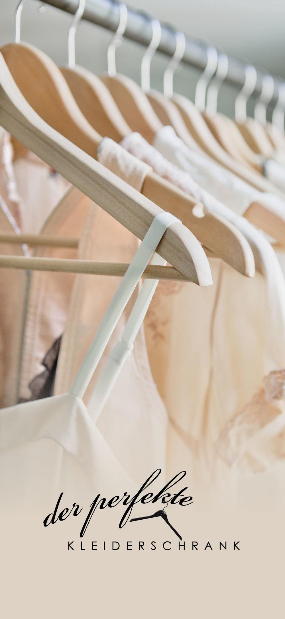 Der Perfekte Kleiderschrank - Brochure (front)